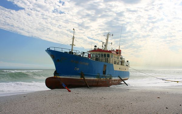 Environmental Emergency: The Salvage of the Seawin Sapphire