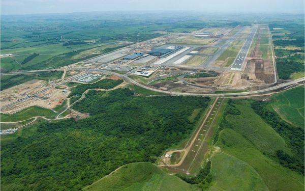 Green-fields Airport Project: King Shaka International Airport