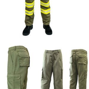 Firefighter Pants 1 Layer