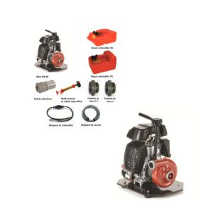 Portable fire pump Wick 100 4H