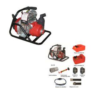 Portable fire pump Wick 250
