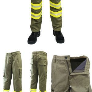 Firefighter Pants 2 Layers